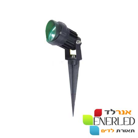 מגניב ביותר דוקרן גינה לד LED - EnerLED DJ-92