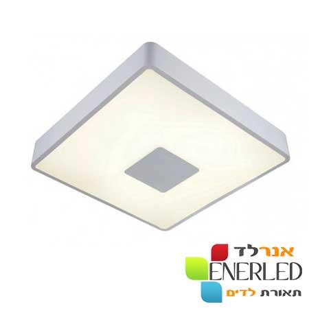 צמוד-תקרה-רומא-לד-LED