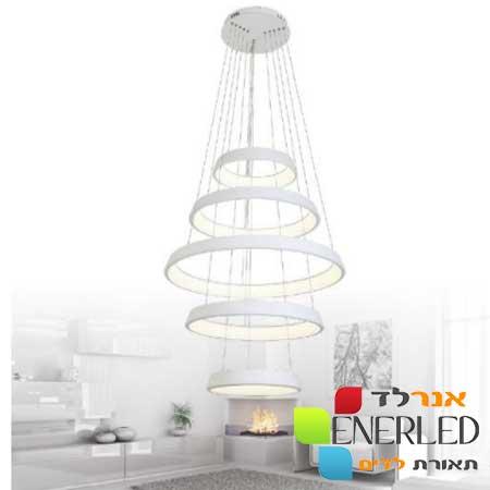תאורה-תלוי-רינג-40,60,80,40,60–לבן-175W-אור-חם