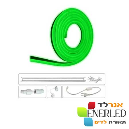 לד-ניאון-ירוק